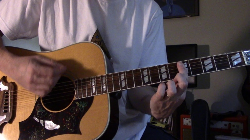 Wild Horses (Lessons for Open G and Standard Tuning) - Rolling Stones