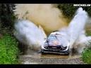 WRC. Лучшие моменты Ралли Австралии-2018 от Michelin Motorsport