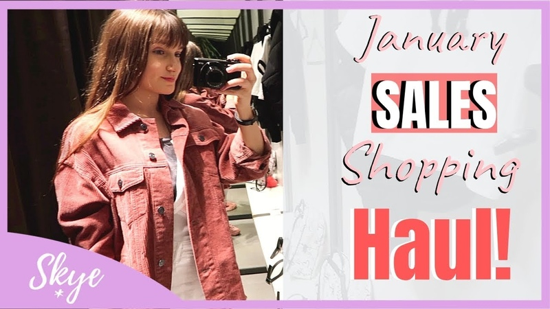 Try-On Shopping Haul | Skye