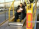 Тренинг от ГИБДД начинающим водителям показали, что бывает, если пренебречь правилами ПДД