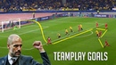 Pep Guardiola The Most Insane Teamplay Goals Ever