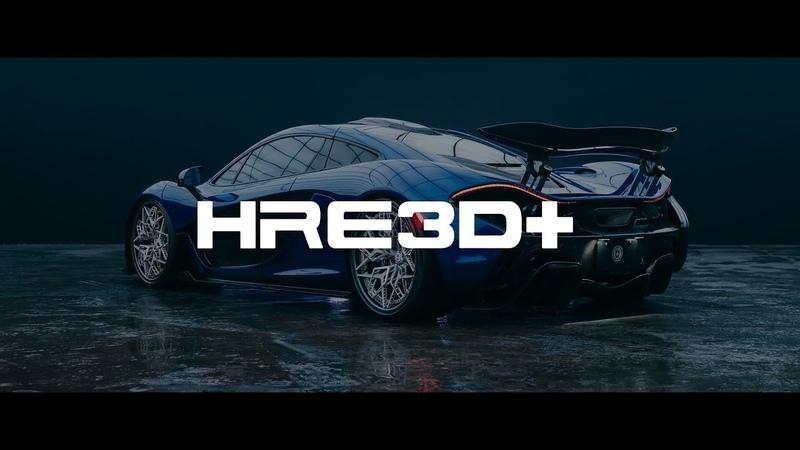HRE3D THE WORLD'S FIRST 3D-PRINTED TITANIUM WHEEL