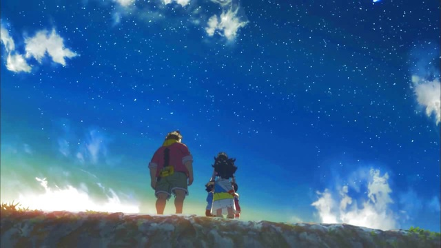 Looking for the Stars (AMV, Bubuki Buranki, Бубуки Буранки, Sam Hulick - An End, Once And For All)