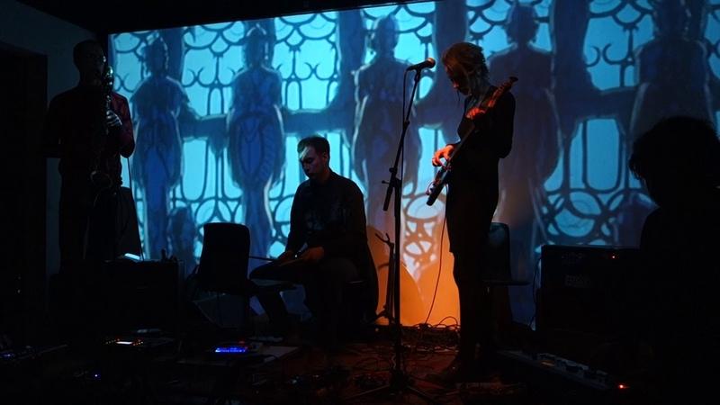 Кроль - На подземной земле (live at Powerhouse, Moscow, 22.04.2018)