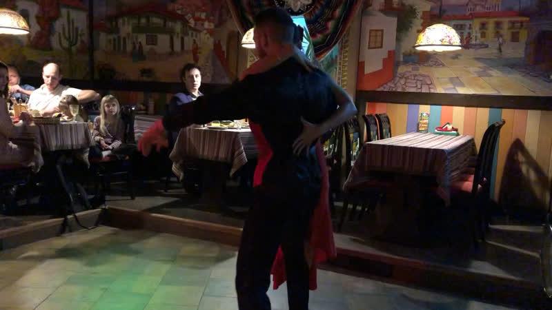 Tequila-Boom на Вознесенском. La vida loca.