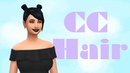 How To Make Sims 4 CC Hair