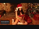 Emma Glover Merry Christmas erotic эротика fetish фетиш playboy model модель milf big boobs pussy