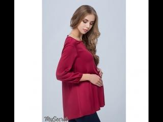 Туника в магазине ЛАДА одежда для беременных