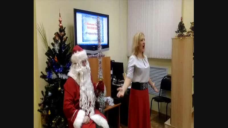 Поёт Алёна Игнатьева -Карамболина