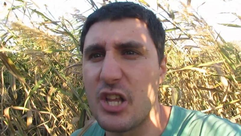 На Эльдара Богунова напали заросли-убийцы!