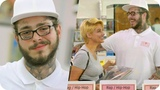 Post Malone Pranks People with Undercover Record Store Surprise Omaze