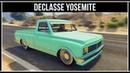 GTA Online Самый быстрый маслкар Yosemite