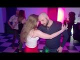 DJ Agent Smith Party. Maxim Maximov &amp Viktoriya Yeltsova. Zouk improvisation.