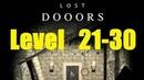 Lost DOOORS escape game level 21 22 23 24 25 26 27 28 29 30