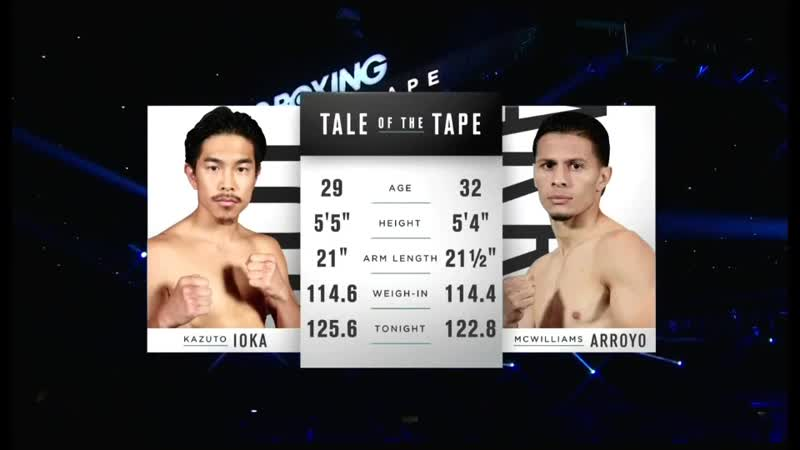 2018-09-08 Бой за серебряный титул WBC в весе super-flyweight