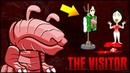 The Visitor: Ep.2 Sleepover Slaughter - ВИЗИТЕР РАЗОРВАЛ ДЕВЧОНОК! НОВЫЕ УЖАСНЫЕ ЭПИЗОДЫ ПРИШЕЛЬЦА