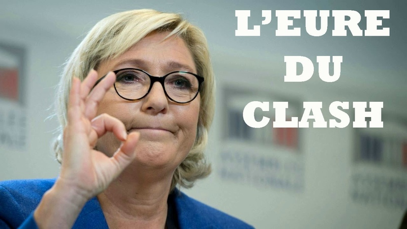 Débat explosif | Marine Le Pen : Macron continue à détruire le pays