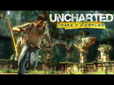 Uncharted Судьба Дрейка Сезон 01 05 серия конец первого сезона 15 09 2018