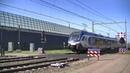 Spoorwegovergang Zevenbergschen Hoek Dutch railroad crossing