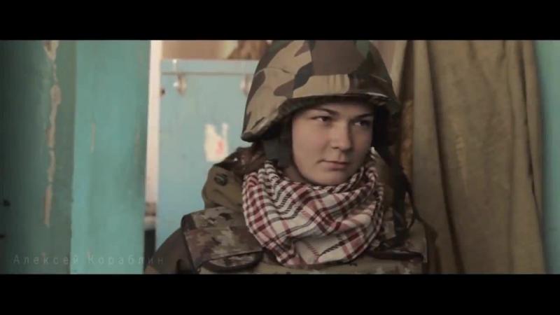 Защитники Донбасса - Моя ладонь превратилась в кулак [18 ] (English Subs) _ War