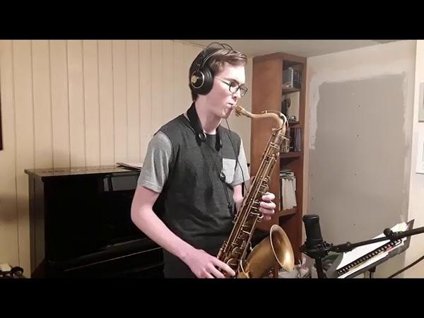 Misty written by Erroll Garner and Saxophone from Daniel Baldwin