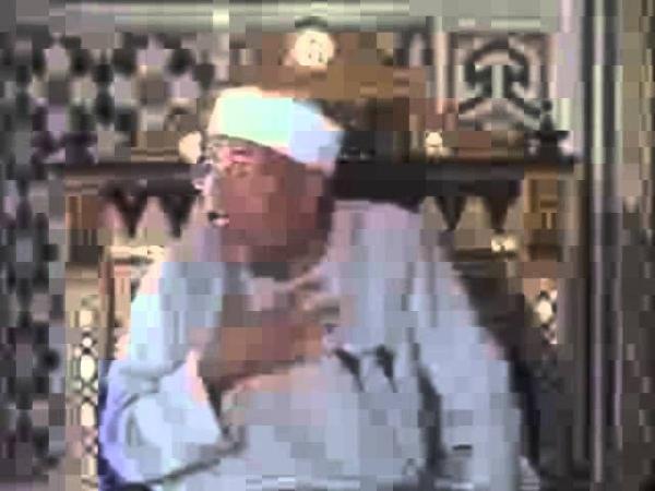 الشعراوي احتشام المرأة و البنت المسلمة وآ