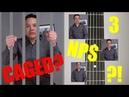CAGED vs 3-Notes-Per-String vs van Hemert System?