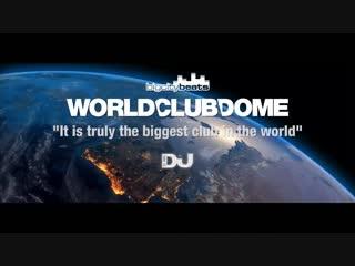 WORLD CLUB DOME 2018: