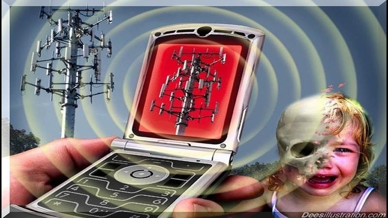 Воздействие на человека или волны Шумана и вышки сотовой связи