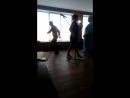 Обилей весёлые танцы