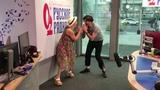 Танцульки от Николая Цискаридзе на Русском Радио