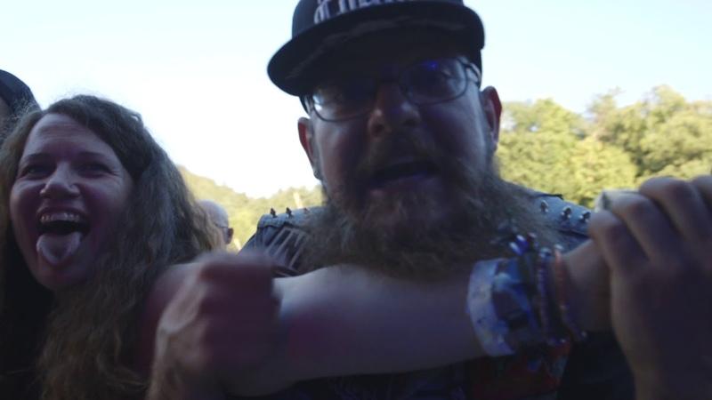 KRISIUN Live at Meh Suff Metal Festival 2018 Part 2