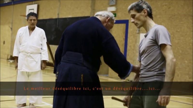 Shung Do Kwan Budo - Jodo avec Pascal Krieger