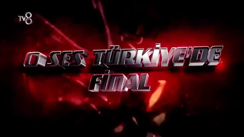 O Ses Türkiye 8 sezon. 2019 Хадисе Hadise Murat Boz Beyazıt Öztürk Seda Sayan