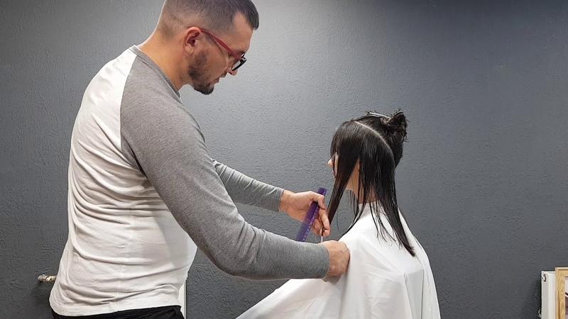 Как получить плотный конус на длинных волосах