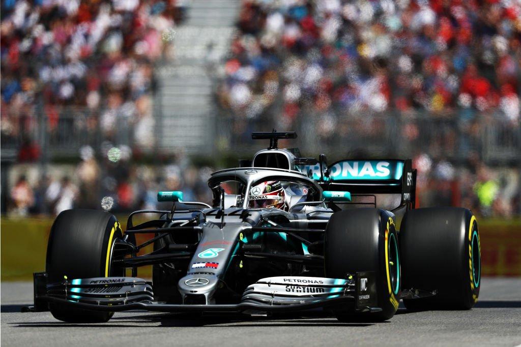 Mercedes уверенно лидирует в кубке конструкторов после гран-при Канады 2019 года
