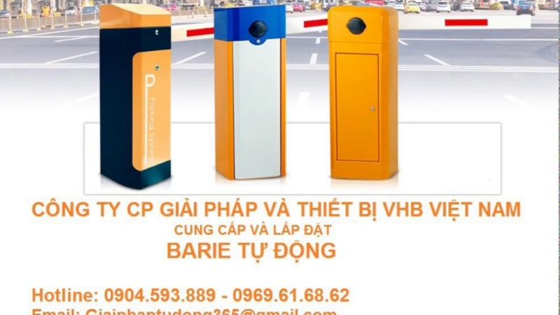 Thanh chắn barie tự động, Barie điện 0904593889