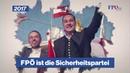 DANKE, Herbert Kickl: FPÖ ist DIE Sicherheitspartei!