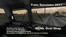Train Simulator 2017 WCML Over Shap Class 87 BR Blue