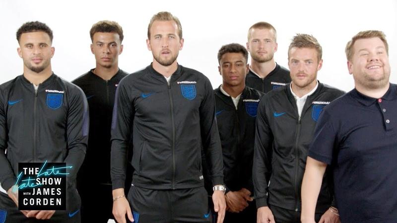 England World Cup Team Recruits American Fans - LateLateLondon