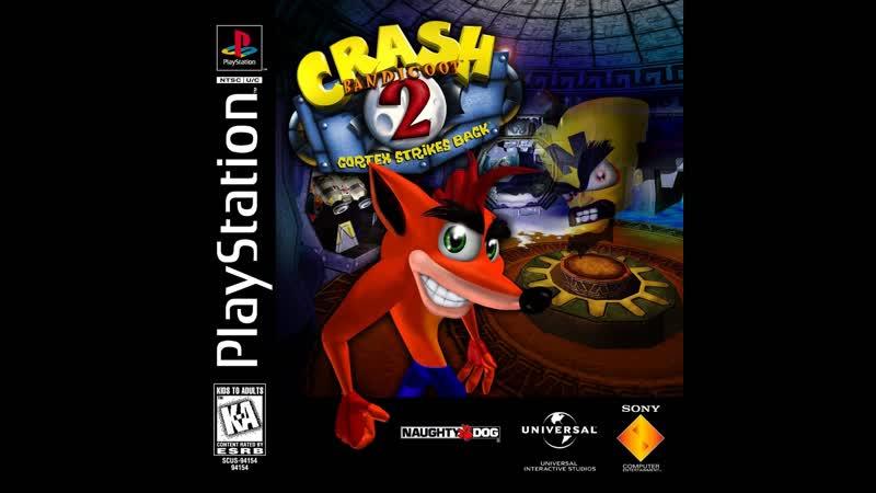 {Level 3} Crash Bandicoot 2 Cortex Strikes Back Soundtrack Bonus Round 1 (1080p)