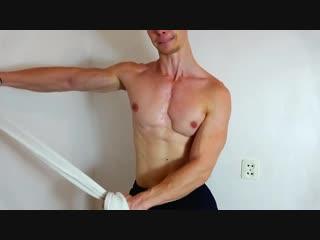 Как Прокачать ВСЕ Мышцы Дома БЕЗ Железа