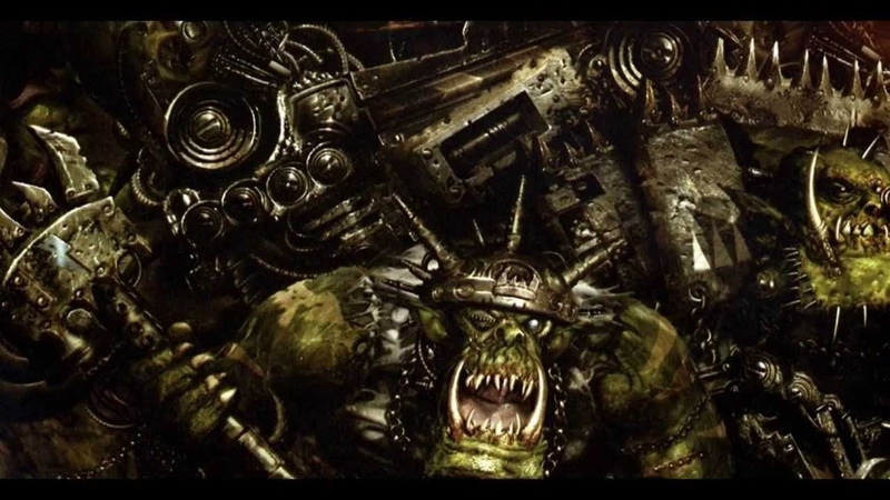 Warhammer 40,000 Dawn of War – Soulstorm Игрофильм