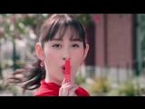 Akari Hayami - DHC Color Lipcream Commercial - September 2018