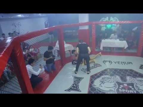 Акжол Жолдасбаев ауыр салмақта JM Fighting Championship Әлем чемпионы атанды
