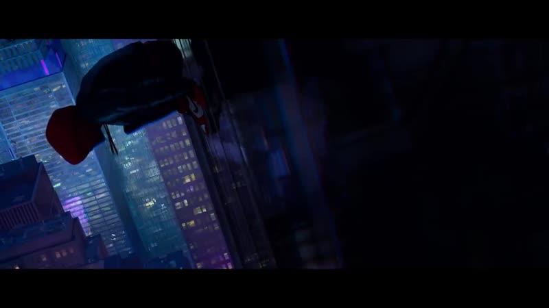 Человек-паук: Через вселенные - Отрывок №5 (англ.)