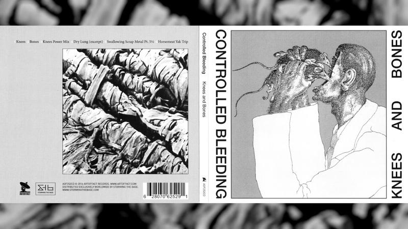 CONTROLLED BLEEDING Knees and Bones [Full Album] [2016 Reissue]