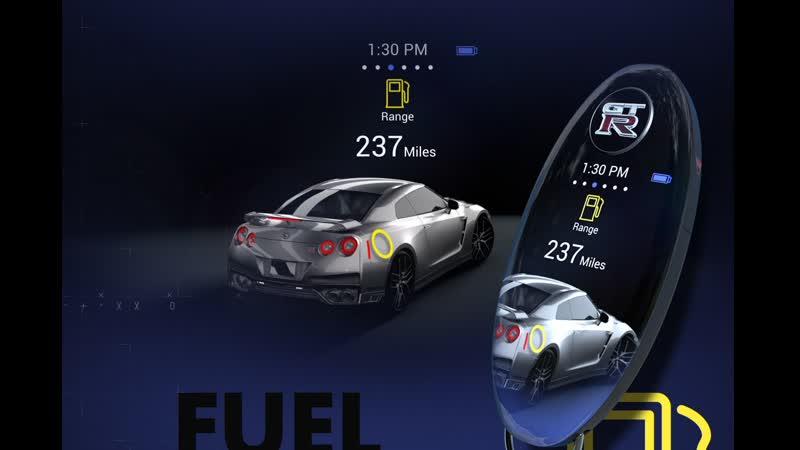 Smart Key fob GTR