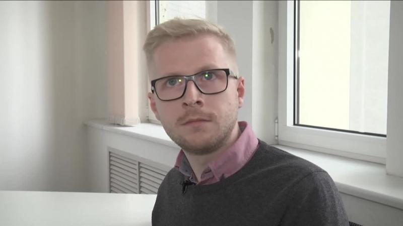 Беларус, які «сыграў» украінца на расейскім канале. УЖЫВУЮ