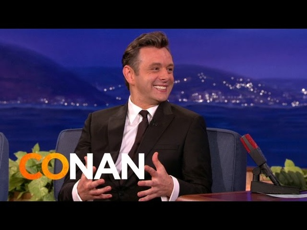 Michael Sheen Turns His Brain Off For Sexy Scenes